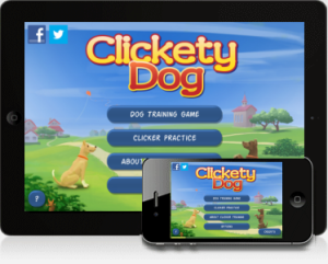 Improve your timing- Use Clickety Dog App